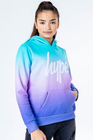 Hype - Bluza dziecięca AQUA FADE