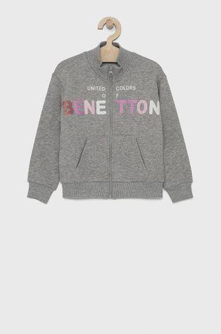 United Colors of Benetton - Bluza bawełniana dziecięca