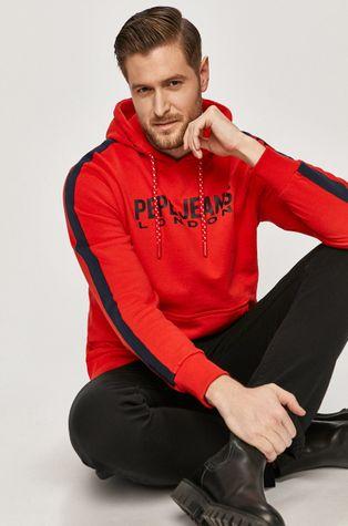 Pepe Jeans - Bavlnená mikina Andre