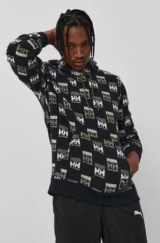 Puma - Bluza bawełniana X Helly Hansen