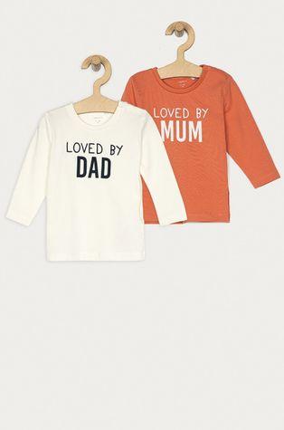 Name it - Dětské tričko s dlouhým rukávem (2-PACK)