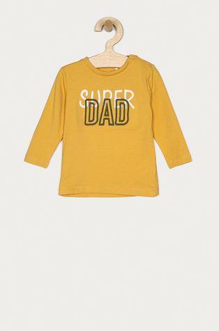 Name it - Detské tričko s dlhým rukávom 56-86 cm