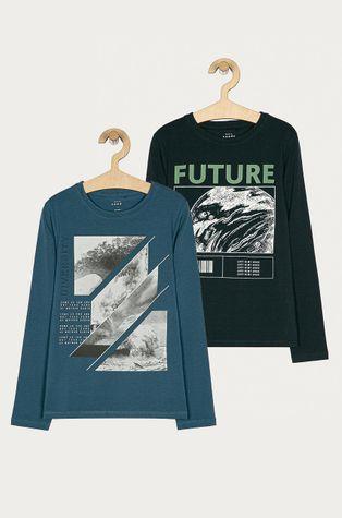 Name it - Dětské tričko s dlouhým rukávem 122-164 cm (2-pack)