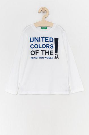 United Colors of Benetton - Детска блуза с дълги ръкави