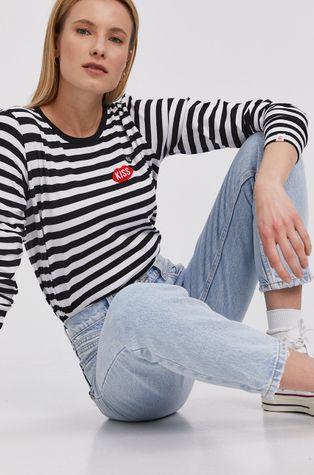 PLNY LALA - Блуза с дълги ръкави
