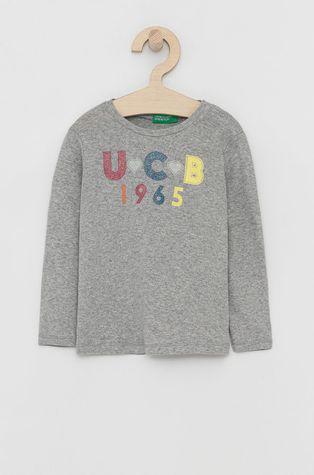 United Colors of Benetton - Longsleeve dziecięcy