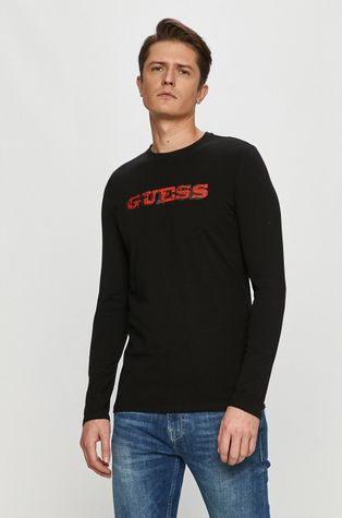 Guess - Tričko s dlouhým rukávem