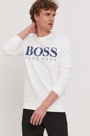Boss - Pamut melegítőfelső Boss Casual