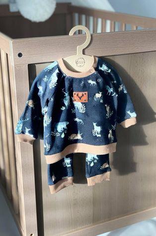 Jamiks - Дитячий спортивний костюм Toronto 56-98 cm