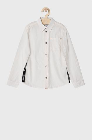 Guess - Dětská bavlněná košile 116-175 cm