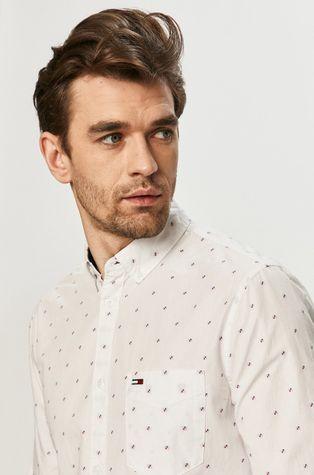 Tommy Jeans - Koszula bawełniana