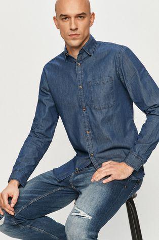 Produkt by Jack & Jones - Rifľová košeľa