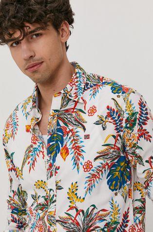 Napapijri - Koszula bawełniana