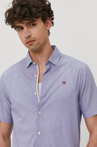 Napapijri - Бавовняна сорочка
