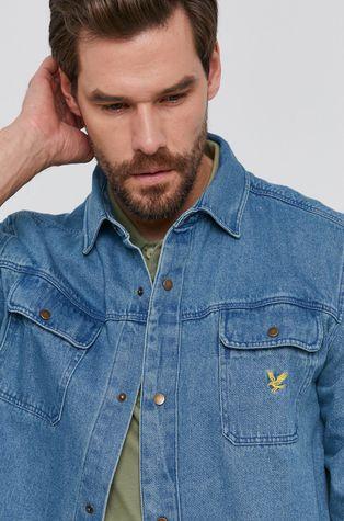 Lyle & Scott - Koszula jeansowa