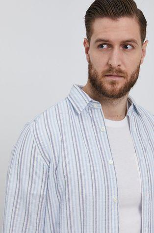 Pepe Jeans - Koszula bawełniana Blockley