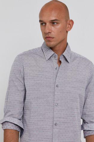 Boss - Koszula bawełniana
