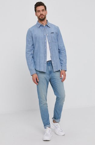 Calvin Klein Jeans - Бавовняна сорочка