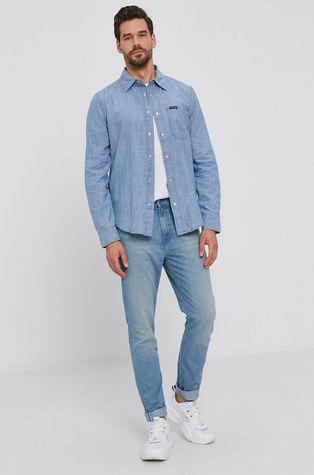 Calvin Klein Jeans - Koszula bawełniana
