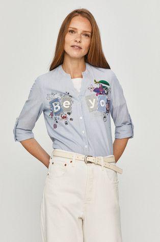 Desigual - Bavlnená košeľa