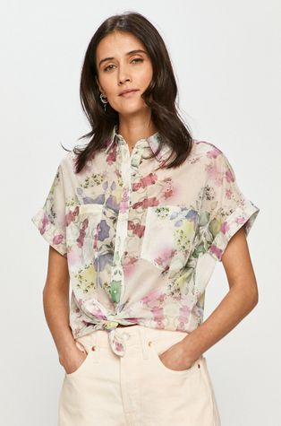Desigual - Koszula bawełniana