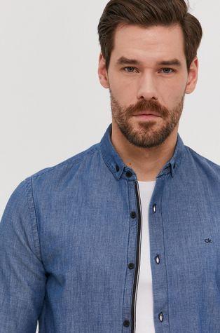 Calvin Klein - Koszula jeansowa