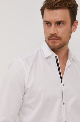 Karl Lagerfeld - Koszula bawełniana