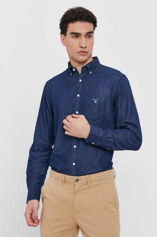 Gant - Koszula bawełniana jeansowa