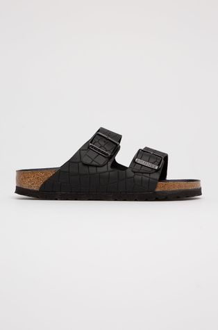 Birkenstock - Kožené pantofle Arizona LE