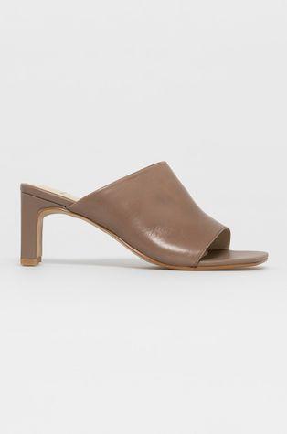Vagabond - Kožené pantofle Luisa