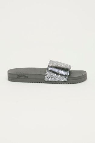 Flip*Flop - Šľapky Metallic cracked