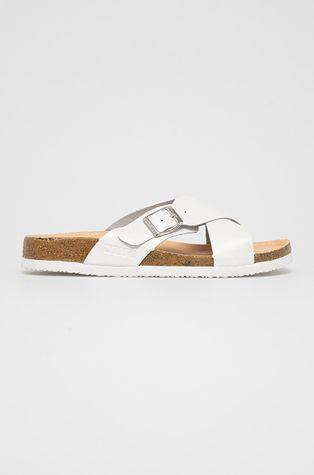 Big Star - Kožené pantofle