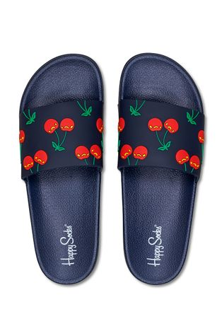 Happy Socks - Papuci Pool Slider Cherry