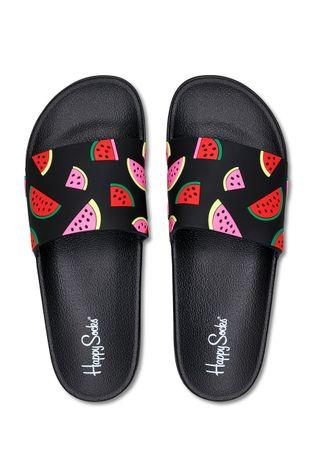 Happy Socks - Klapki Pool Slider Watermelon