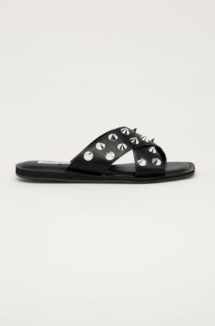 Steve Madden - Kožené pantofle Spikey
