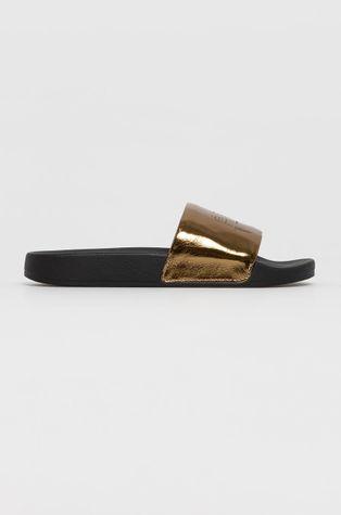 AllSaints - Шкіряні сандалі Karli