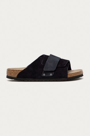 Birkenstock - Semišové pantofle Kyoto