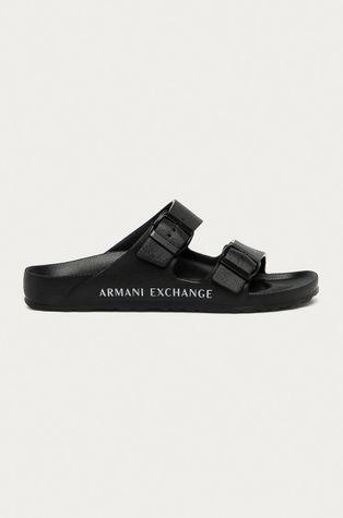 Armani Exchange - Klapki