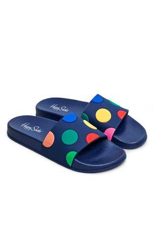 Happy Socks - Pantofle Pool Slider Dot