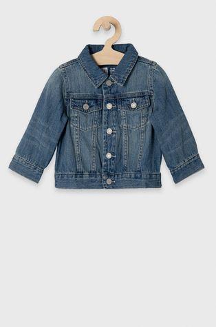GAP - Kurtka jeansowa dziecięca 50-92 cm