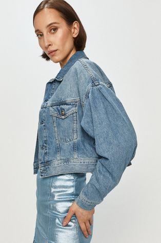 Pepe Jeans - Džínová bunda Ridge