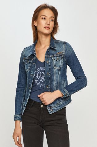 Pepe Jeans - Rifľová bunda L51