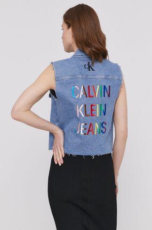 Calvin Klein Jeans - Rifľová vesta