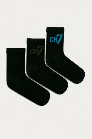 CR7 Cristiano Ronaldo - Дитячі шкарпетки (3-pack)