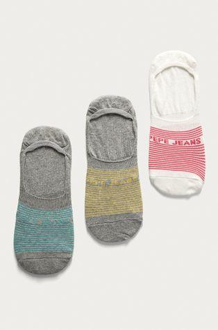 Pepe Jeans - Ponožky Lynny (3-pack)