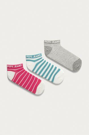 Pepe Jeans - Ponožky Belinda (3-pack)