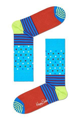 Happy Socks - Skarpetki Stripes And Dots