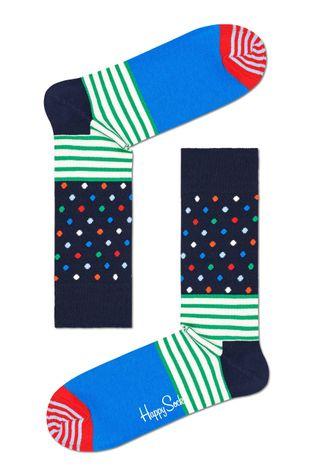 Happy Socks - Ponožky Stripes And Dots