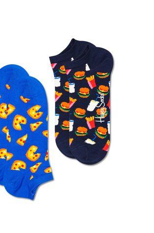 Happy Socks - Ponožky Junk Food Low (2-pak)