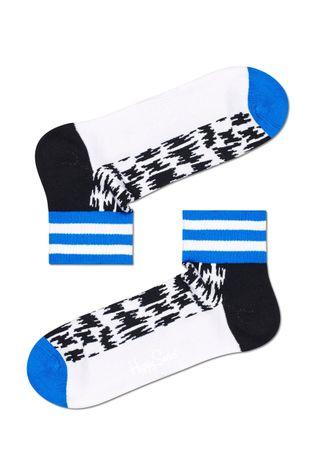 Happy Socks - Ponožky Soundwave 1/4 Crew